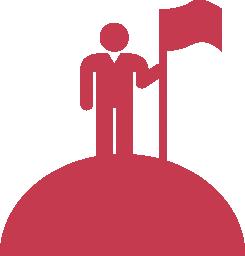 Man flag