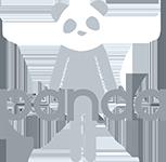 Panda  grey